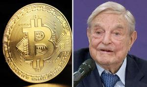 """นาย George Soros กล่าว """"Bitcoin ได้รับการหนุนจากพวกผู้นำเผด็จการ"""""""